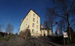 Schwanenburg in Kleve /Niederrhein