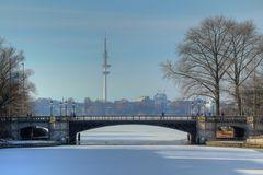 Schwanenwik-Brücke