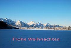 Schwangau Algäuer Alpen