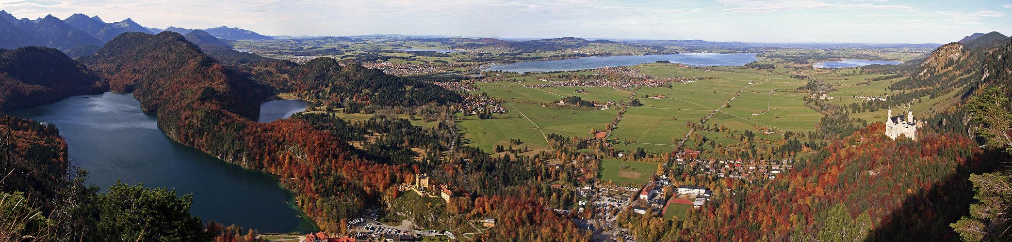 Schwangauer Königsland!