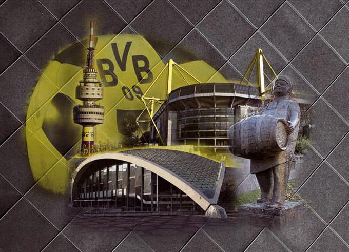 Schwarz-Gelb, Borussia