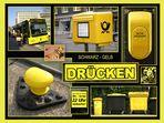 Schwarz - Gelb ...