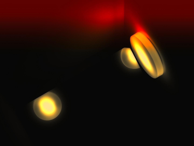 Schwarz - rot - gold