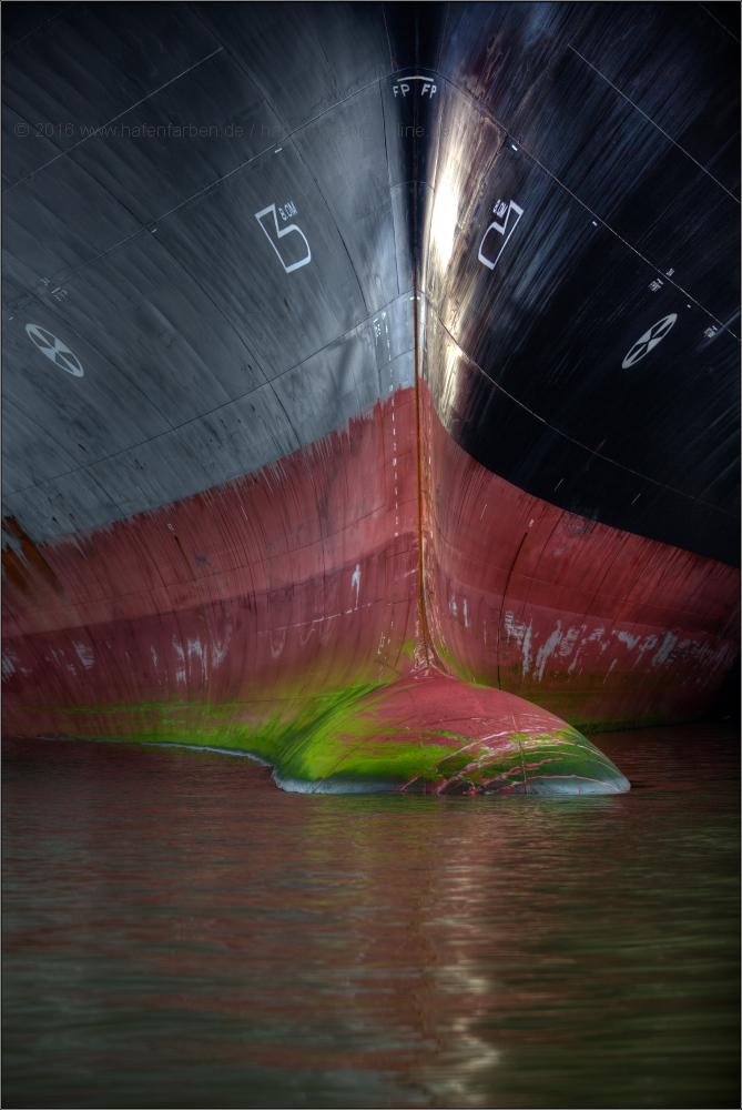 Schwarz - rot - grün