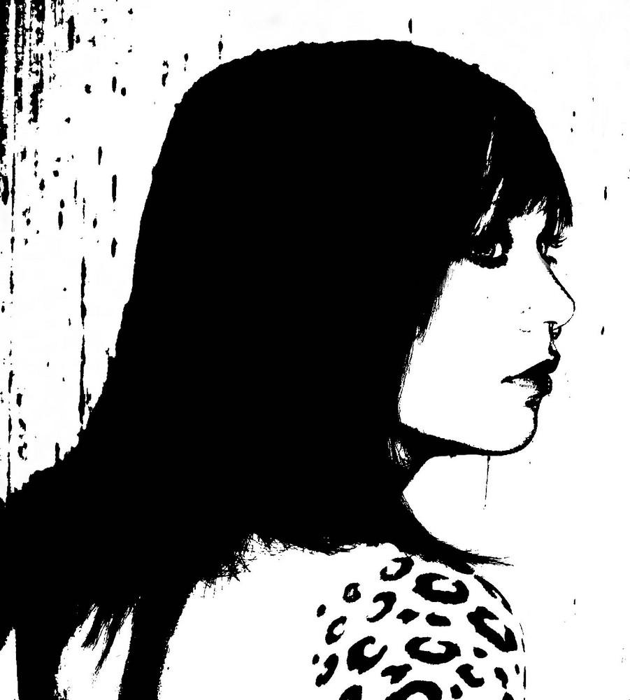 schwarz wei foto bild portrait portrait frauen indoor bilder auf fotocommunity. Black Bedroom Furniture Sets. Home Design Ideas
