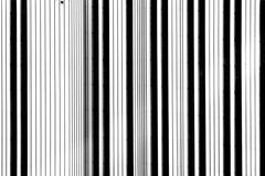 Schwarz weiß gestreift