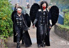 Schwarze Engel