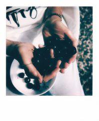 Schwarze Kirschen