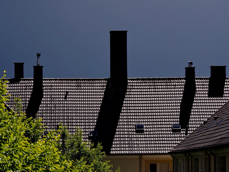 Schwarze Schatten..