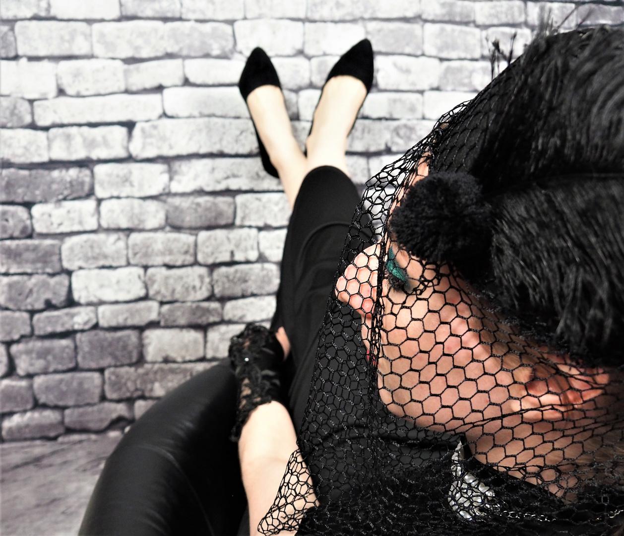 Schwarze Witwe 4