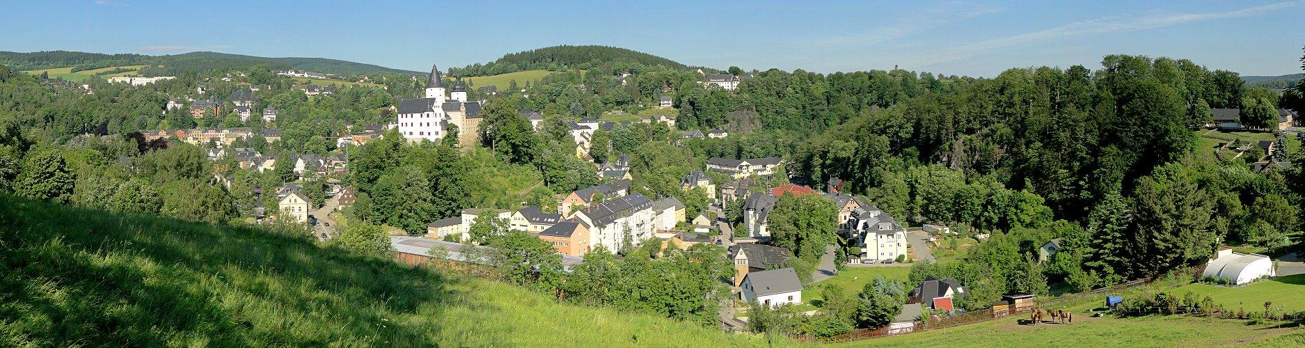 "Schwarzenberg - ""Perle des Erzgebirges"" II"
