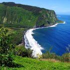 schwarzer Strand zum Träumen (Hawaii)