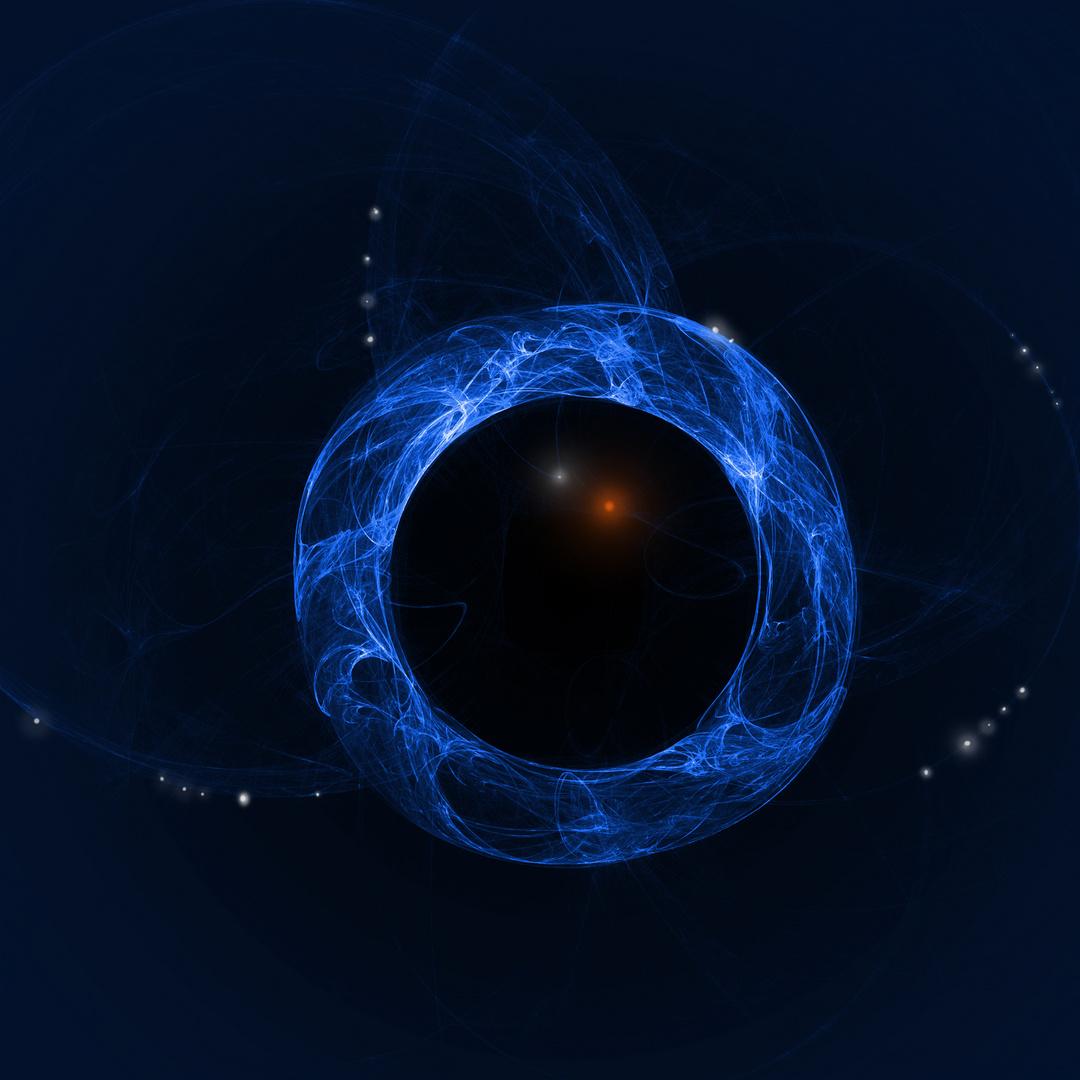 Bild Schwarzes Loch