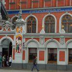 Schwarzhäupter- haus Riga
