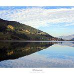 Schwarzsee im Kanton Freiburg