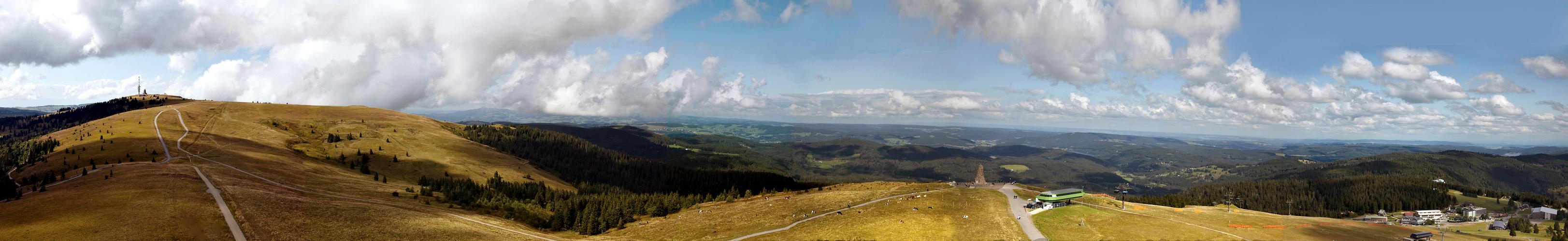 Schwarzwald Feldbergturm
