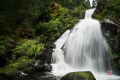 Schwarzwaldwasserfall