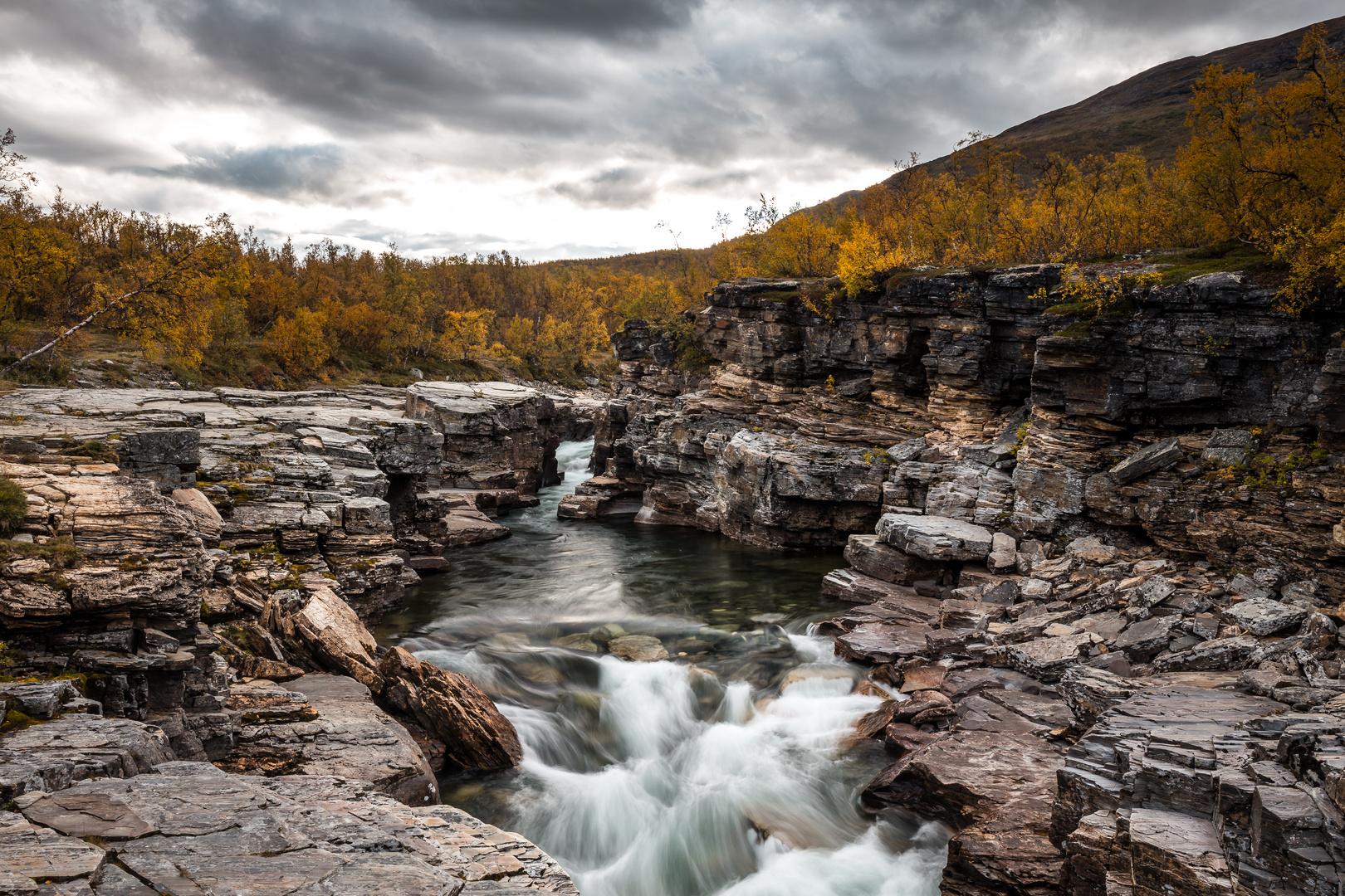 Schweden Canyon