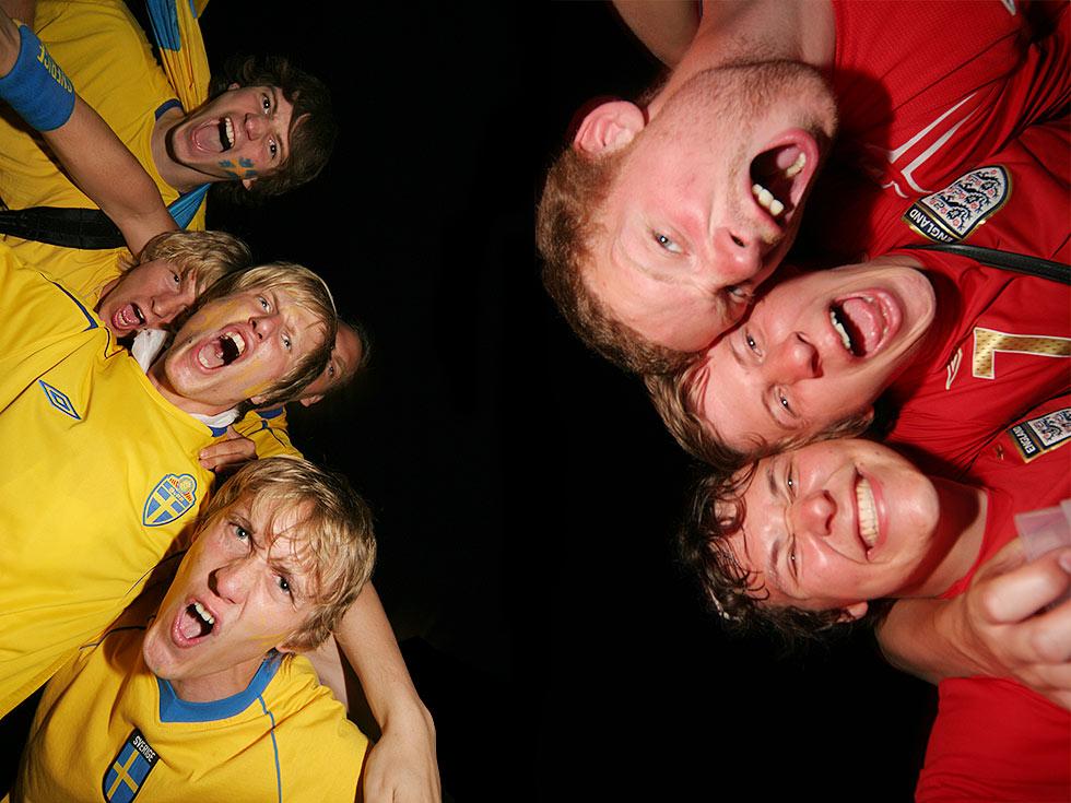 England Schweden
