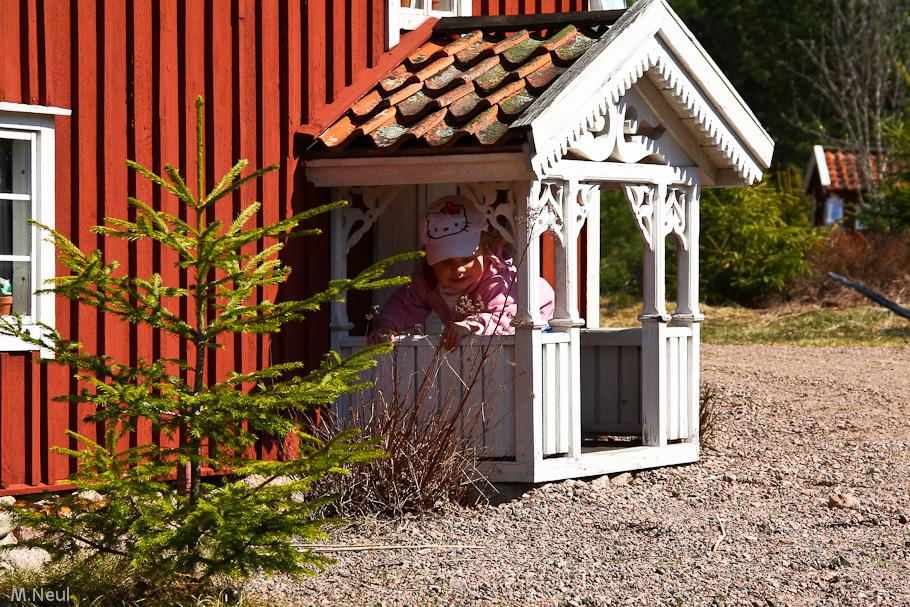Schwedenhaus....aber irgendwas stimmt hier nicht ?!?!