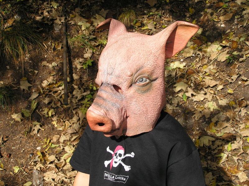 """""""Schweinischer Pirat"""""""