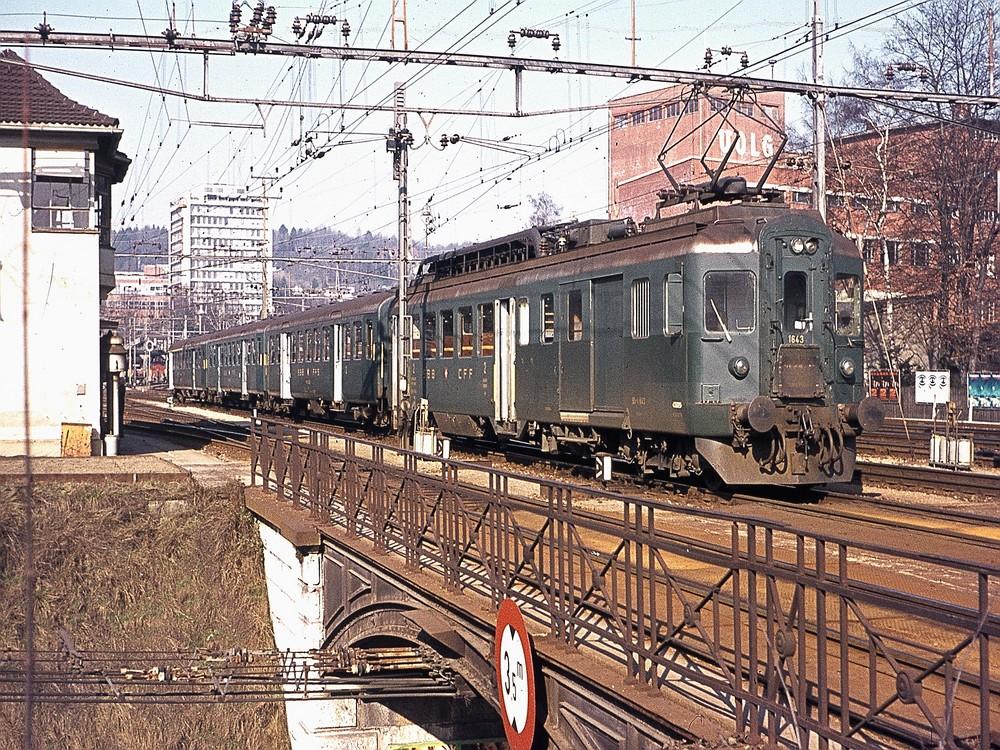 Schweizer Bahnen 4