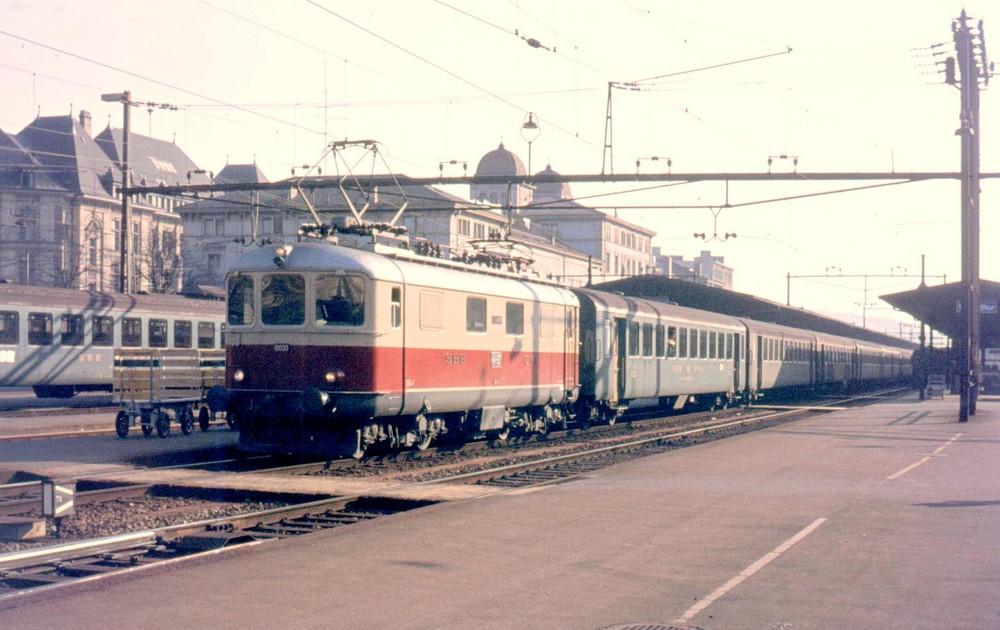 Schweizer Bahnen 7