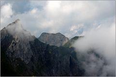 ... Schweizer Bergwelt ...