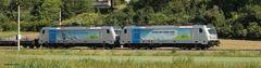 Schweizer Cargo Lokomotiven