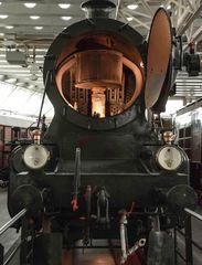 Schweizer Dampflokomotive C 5/6