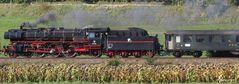 Schweizer Dampflokomotive der SSB