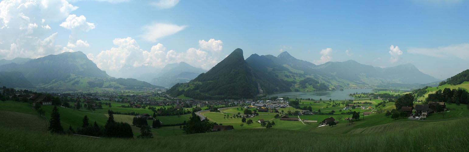 Schweizer Pässerundfahrt