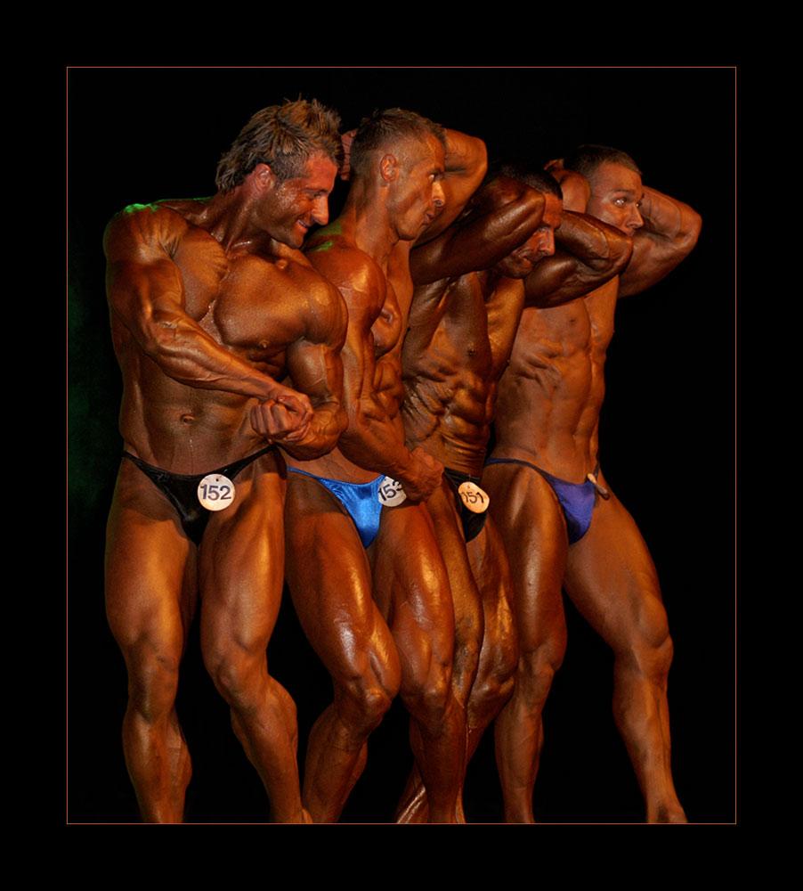 Schweizermeisterschaft im Body-Building
