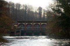 Schwentine, Wasserkraftwerk