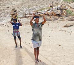 Schwere Arbeit (Cabo Verde)