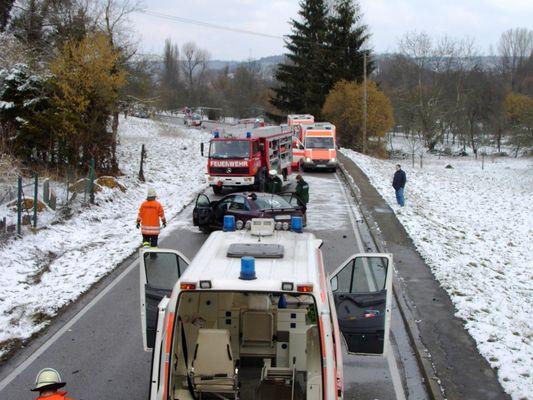 Unfall Söllingen