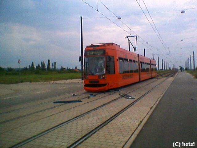 Schwerer Verkehrsunfall am Ringelberg