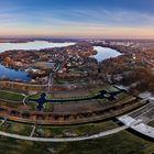 Schwerin im Winter