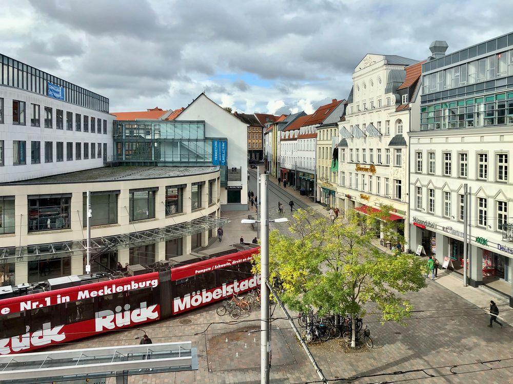 Schwerin Marienplatz