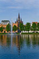 Schwerin: Pfaffenteich