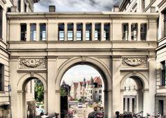Schwerin Stadtansicht