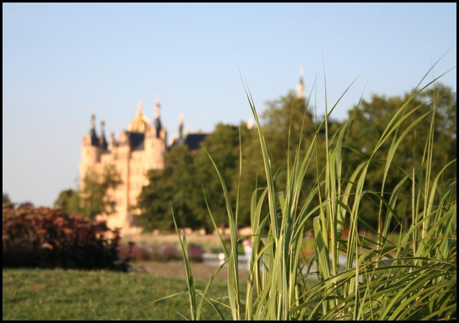 *Schweriner Schloss*
