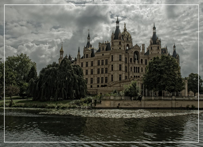 Schweriner Schloss - August 2014