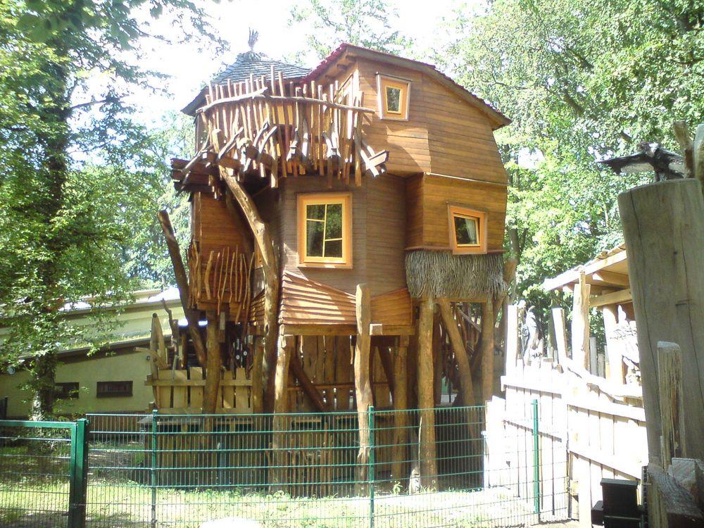 Baumhaus Zoo Schwerin