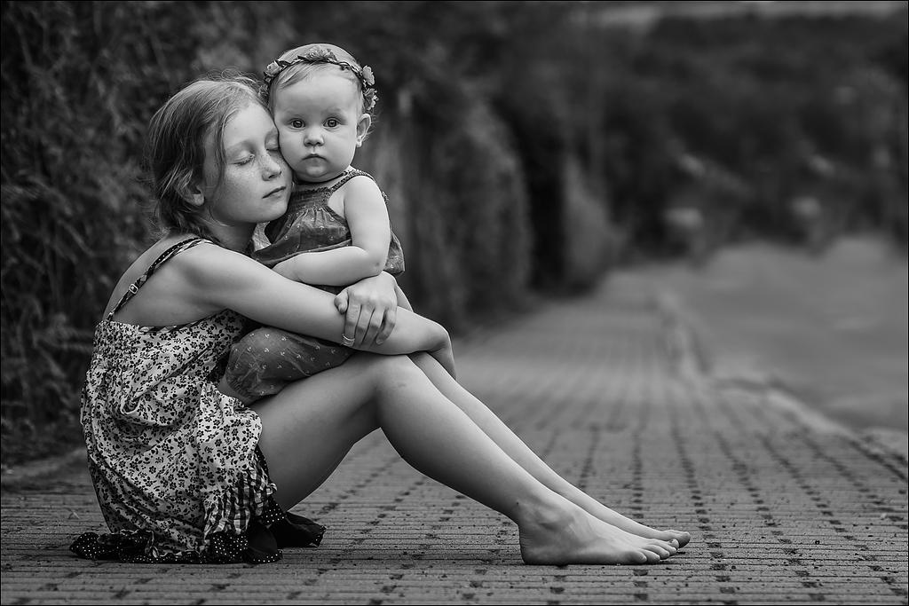Schwestern II Foto & Bild | kinder, babies, menschen