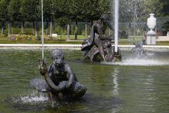 Schwetzingen - Schlosspark (I)