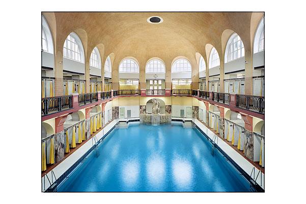 Schwimmbad in aachen foto bild architektur sg - Schwimmbad architektur ...