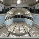 Schwimmbad in der Verbotenen Stadt