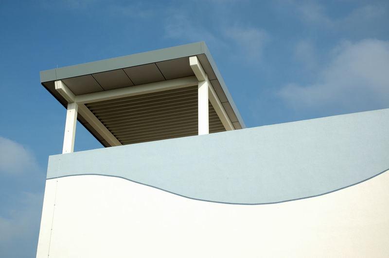 Schwimmbad melsungen foto bild architektur - Schwimmbad architektur ...