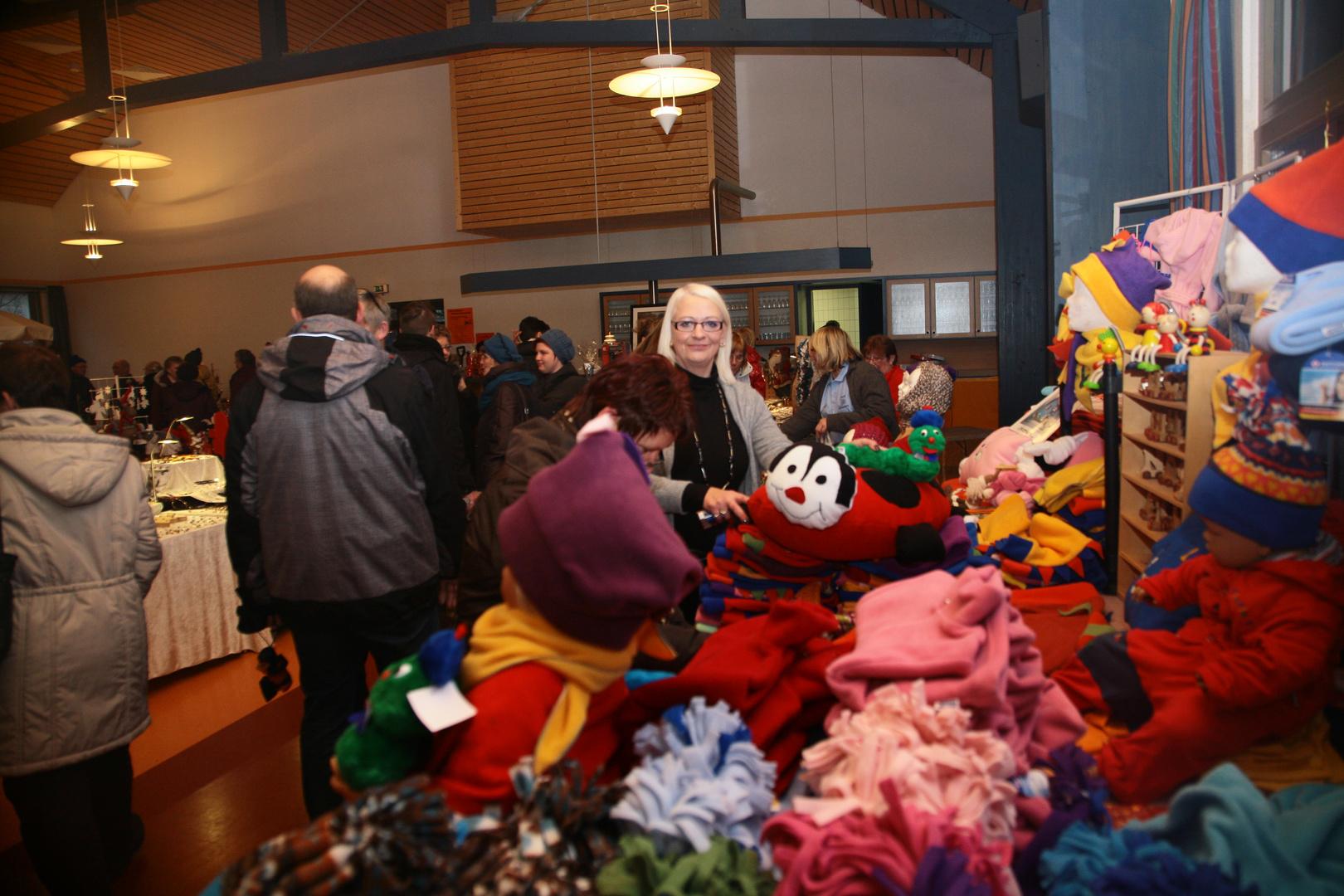 Schwollner Weihnachtsmarkt am 22.12.2012